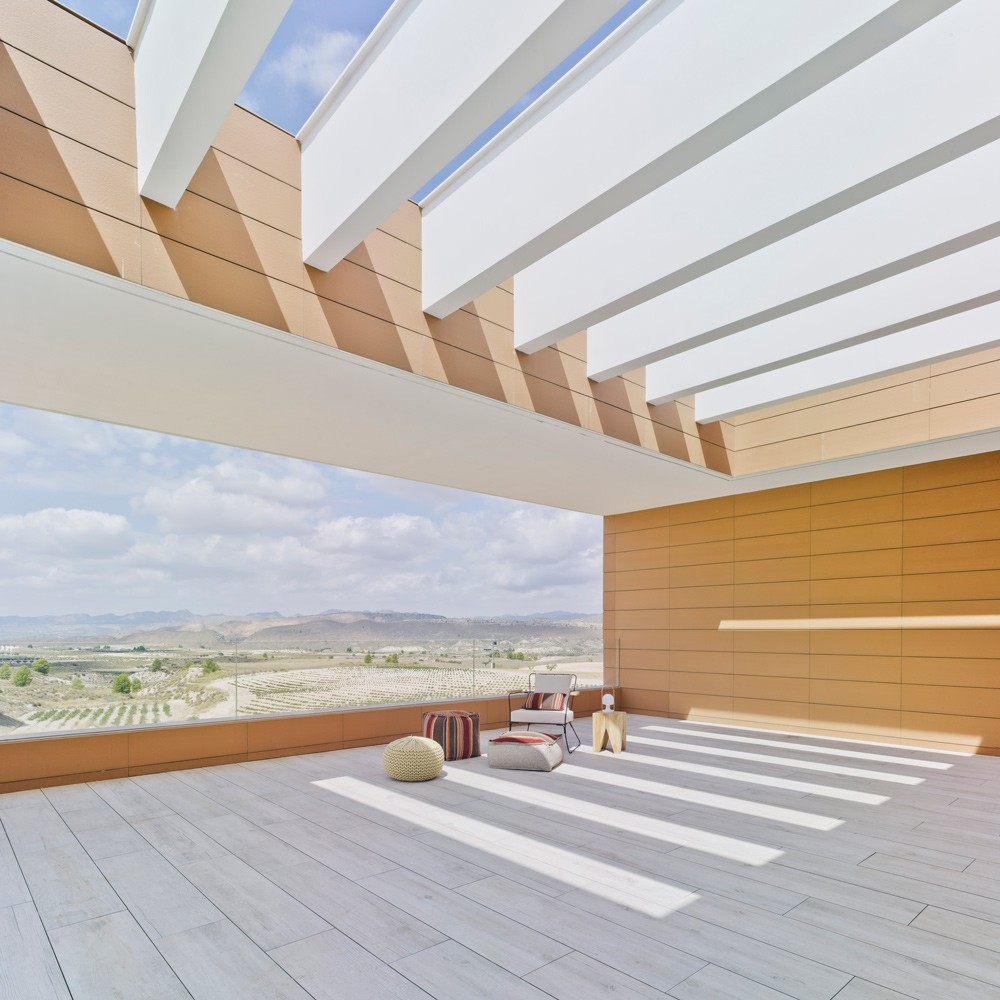 arquitectura-murcia-pergola-pergola-terraza-mirador-bodega-jumilla-sol